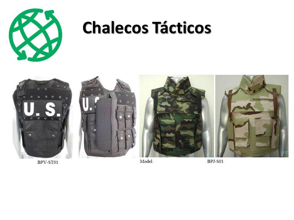 Chalecos Tácticos