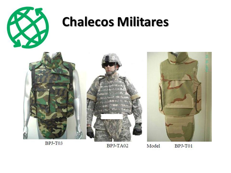 Chalecos Militares