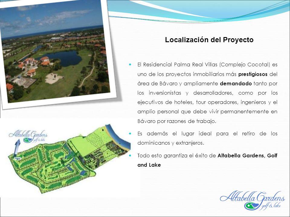 El Residencial Palma Real Villas (Complejo Cocotal) es uno de los proyectos inmobiliarios más prestigiosos del área de Bávaro y ampliamente demandado tanto por los inversionistas y desarrolladores, como por los ejecutivos de hoteles, tour operadores, ingenieros y el amplio personal que debe vivir permanentemente en Bávaro por razones de trabajo.