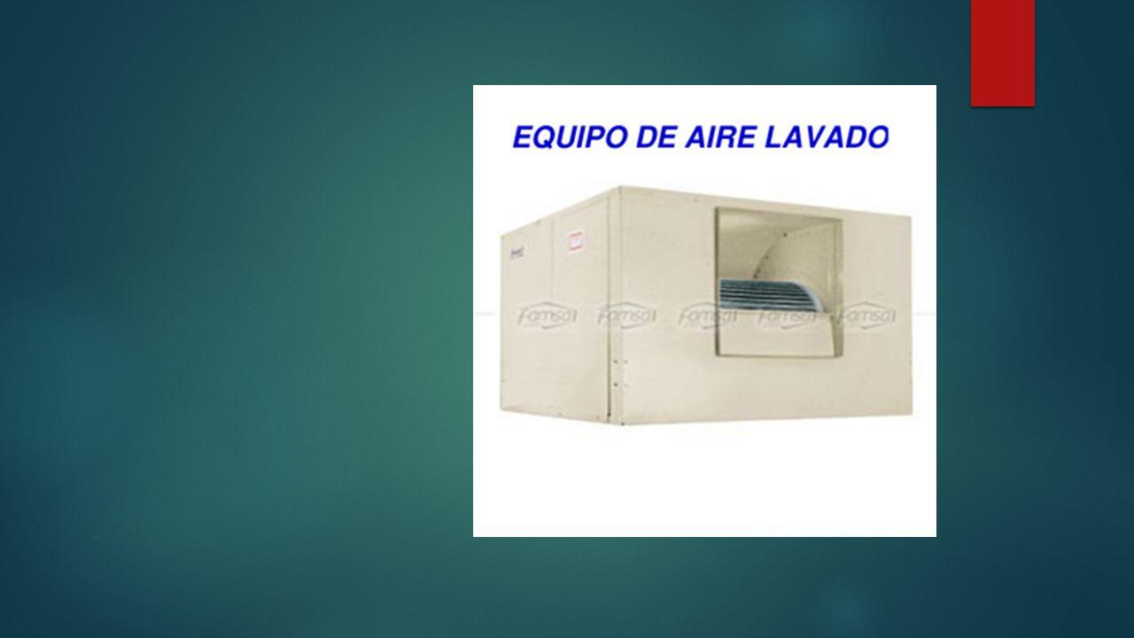 Diferencia La principal diferencia entre las lavadoras de aire y los sistemas de aire acondicionado es que los primeros se utilizan en estructuras en las que no se requiere de altos e inmediatos niveles de enfriamiento.