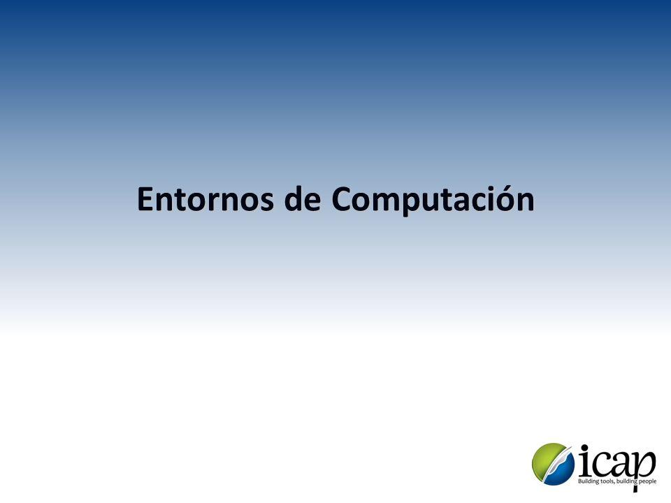 Entornos de Computación