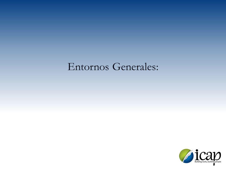 Entornos Generales:
