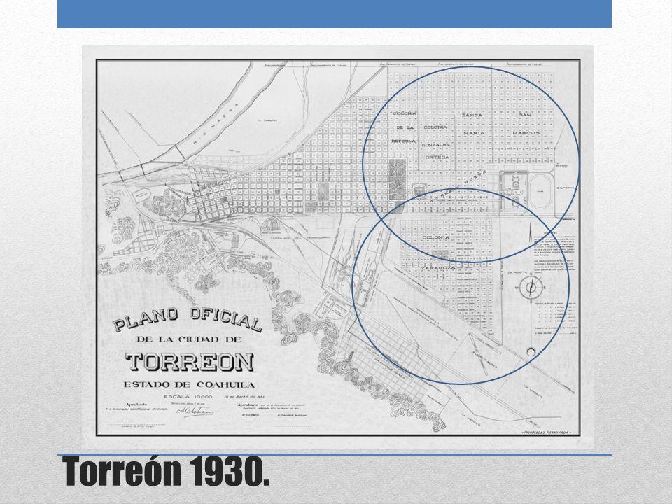 Torreón 1930.