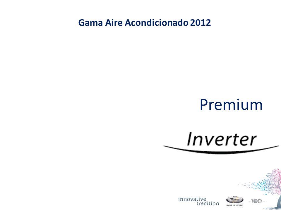 Gama Aire Acondicionado 2012 Premium