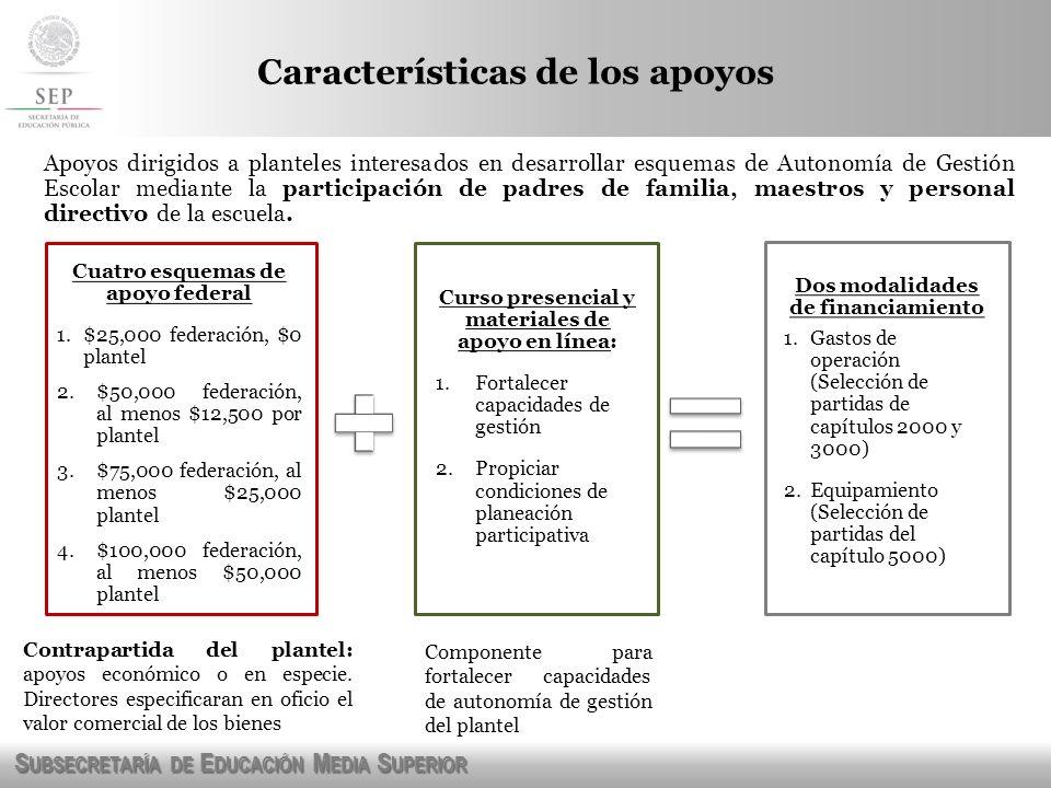 S UBSECRETARÍA DE E DUCACIÓN M EDIA S UPERIOR Objetivos Identificar el (los) objetivo(s) del proyecto alineados con los retos del Fondo.