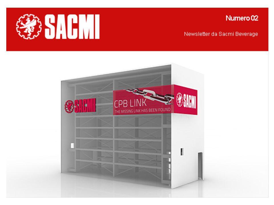 Sacmi ofrece el primer almacén automático para tapas y preformas, lo que representa el vínculo entre la producción de tapas, preformas y moldeo por soplado y llenado de la línea de producción.