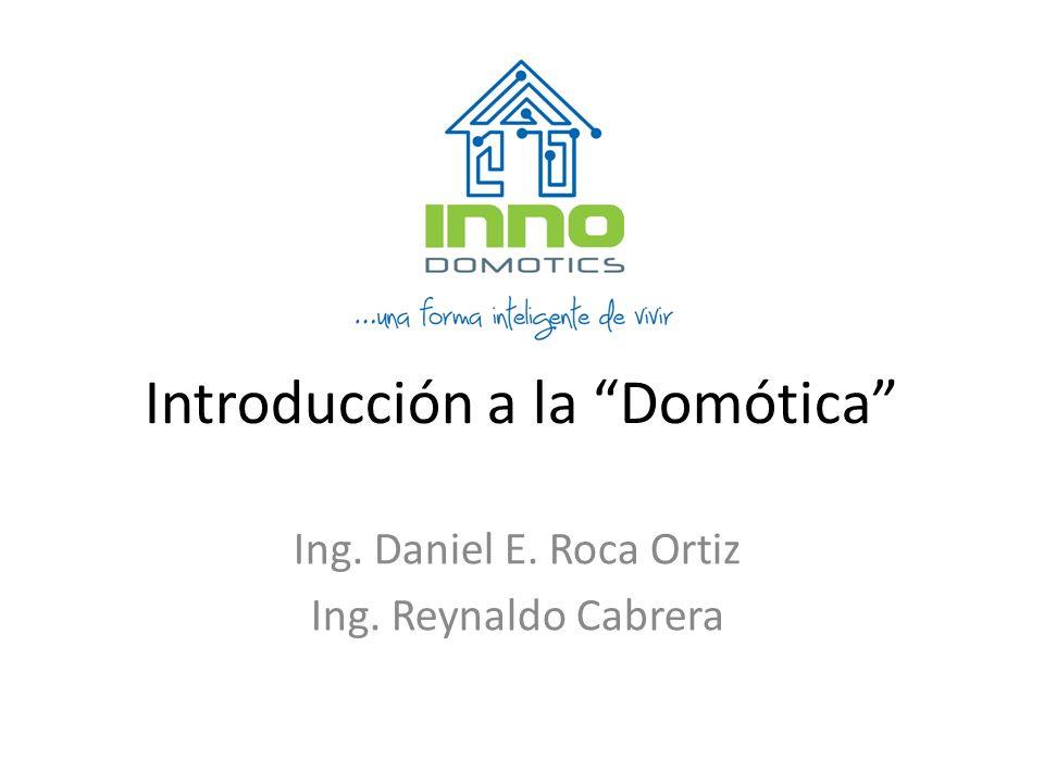 ¿Qué es Domótica?