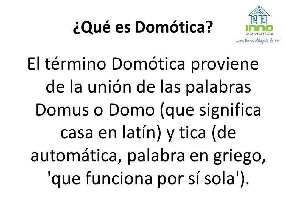 Beneficios de la Domótica La instalación de una vivienda domótica proporciona muchos beneficios como ser: seguridad, comodidad, ahorro energético y ocio
