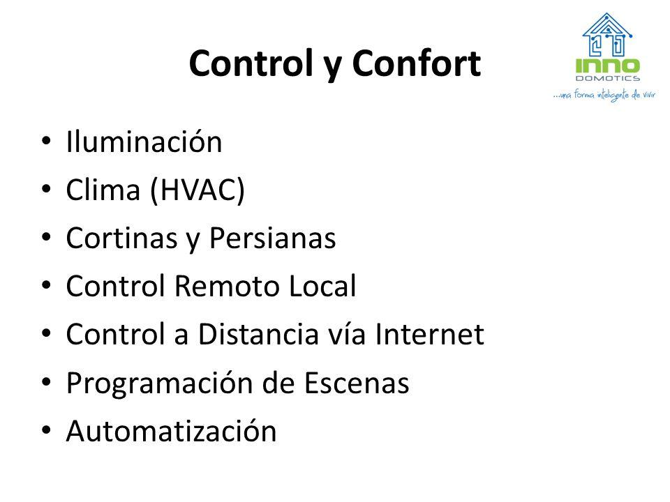 Distribuida En el caso de la arquitectura distribuida, no existe la figura del controlador centralizado, sino que toda la inteligencia del sistema está distribuida por todos los módulos sean sensores o actuadores.