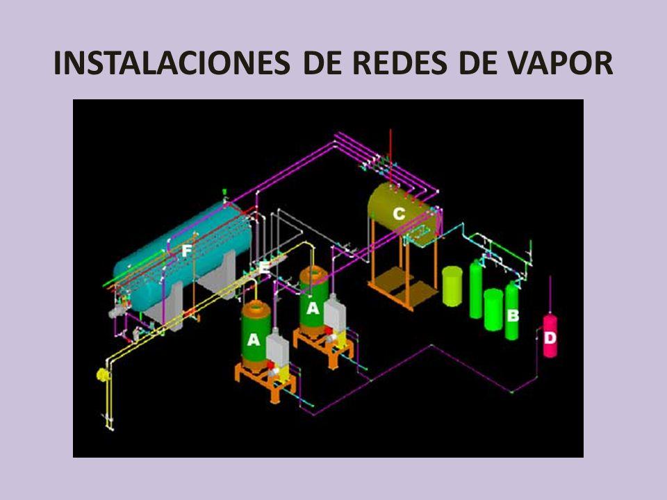 INSTALACIONES DE REDES DE VAPOR
