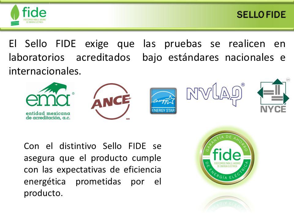 El Sello FIDE exige que las pruebas se realicen en laboratorios acreditados bajo estándares nacionales e internacionales. Con el distintivo Sello FIDE