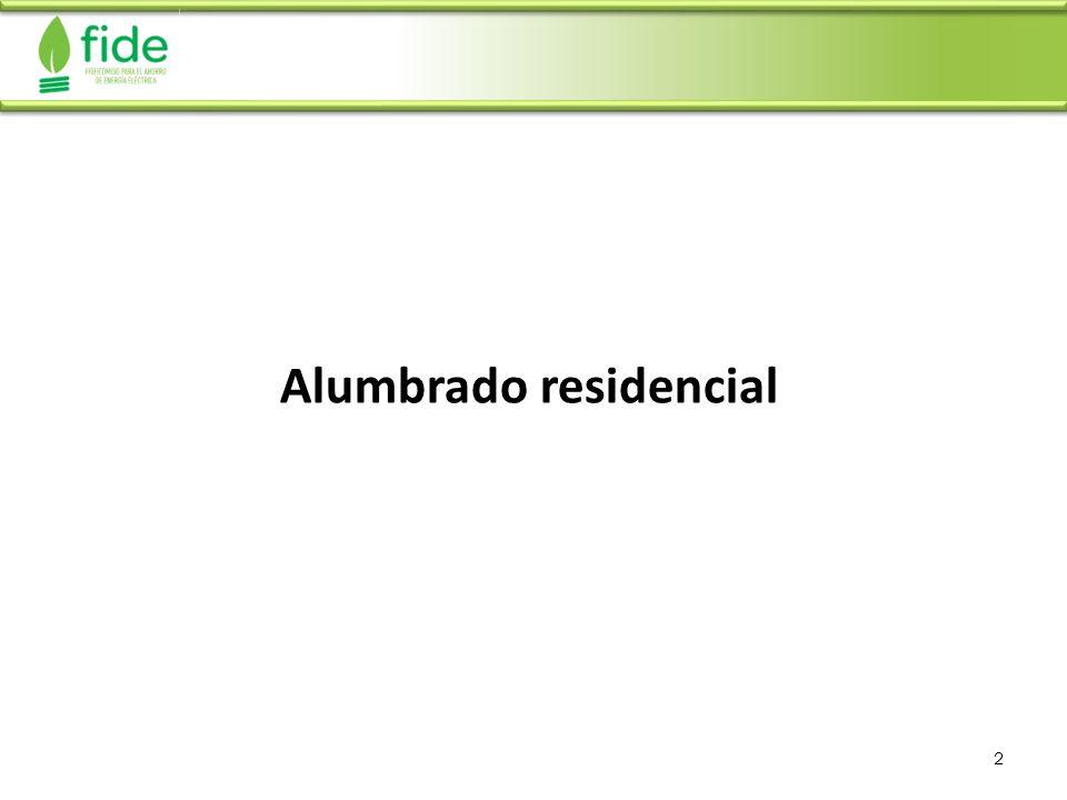 2 Alumbrado residencial