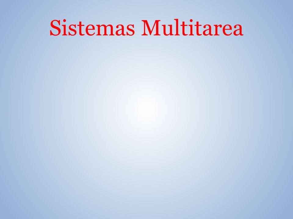Sistemas Multitarea