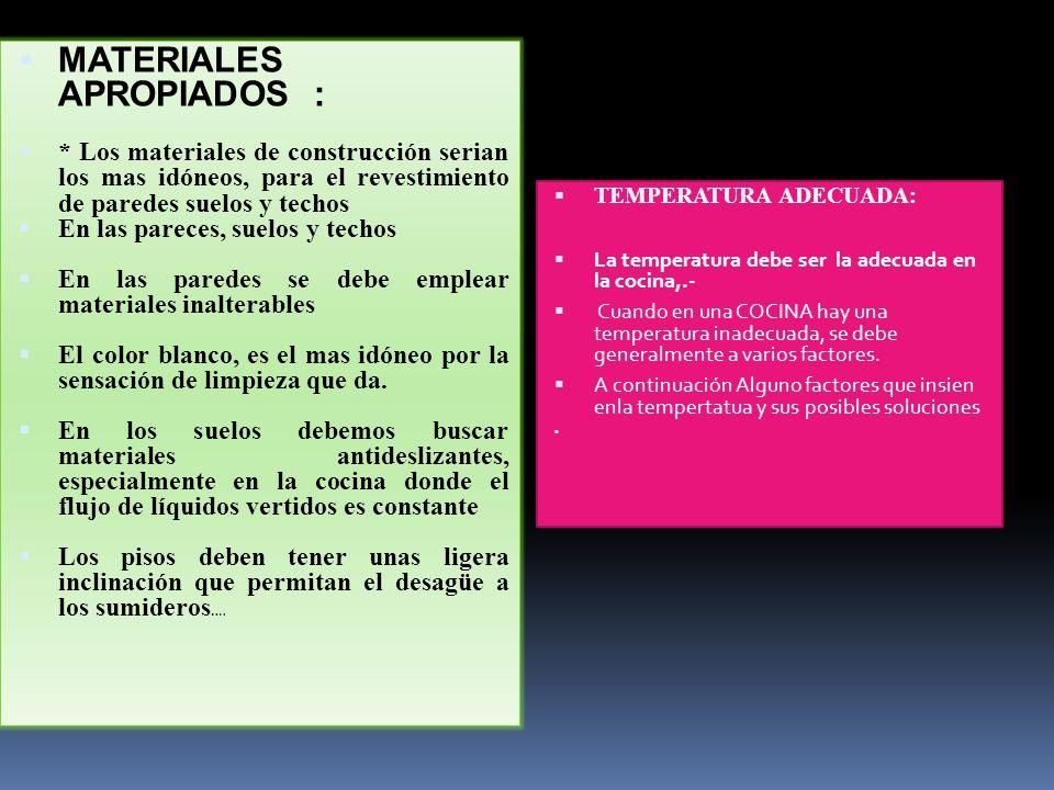 LÍNEAS SENCILLAS EN EL DISEÑO DE LA COCINA: Las columnas, recodo y paredes, impiden el fácil traslado de recipientes y personas por el local de cocina