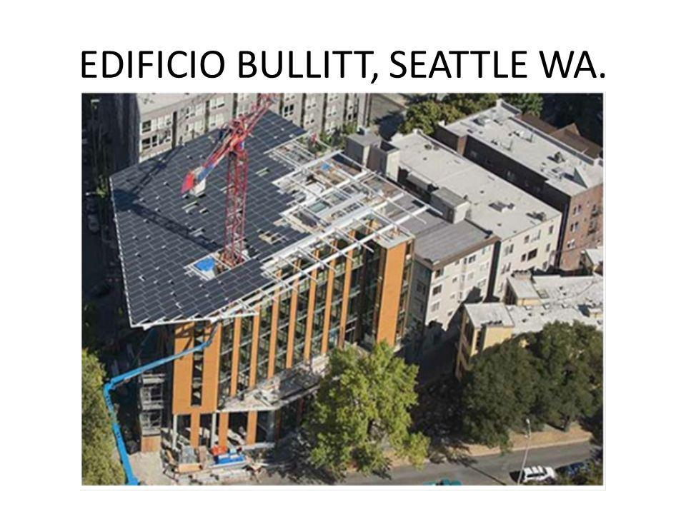 EDIFICIO BULLITT, SEATTLE WA.