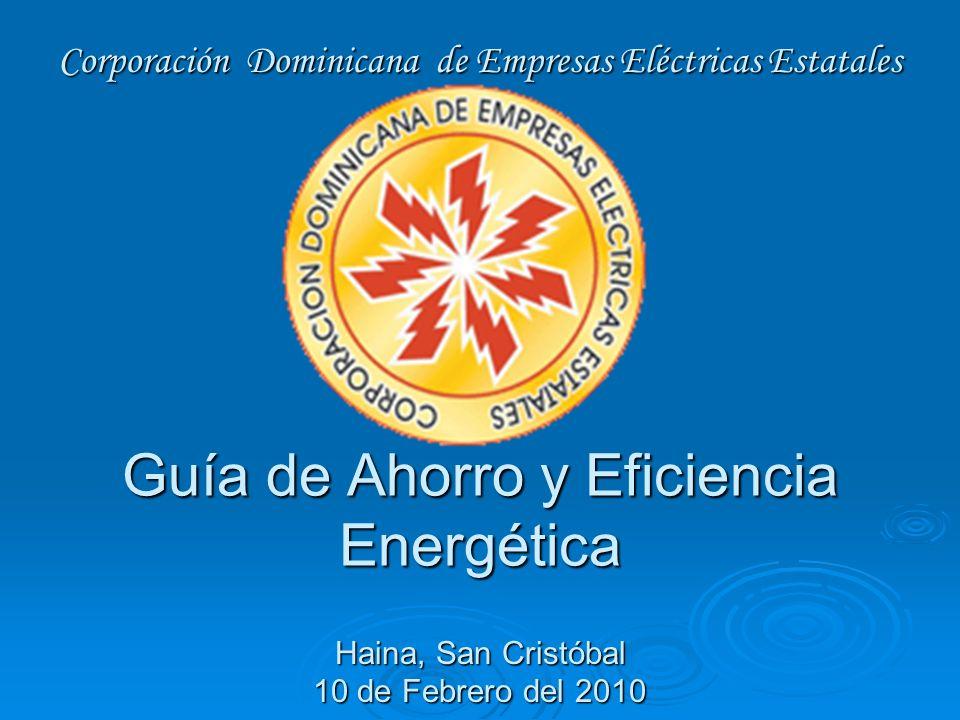 Corporación Dominicana de Empresas Eléctricas Estatales GRACIAS POR SU ATENCION