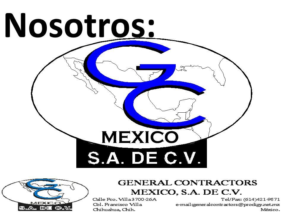 Nosotros: MEXICO