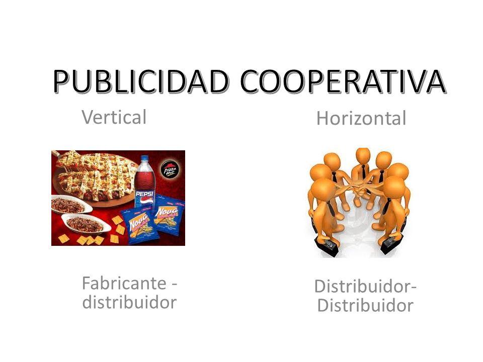 Vertical Horizontal Fabricante - distribuidor Distribuidor- Distribuidor
