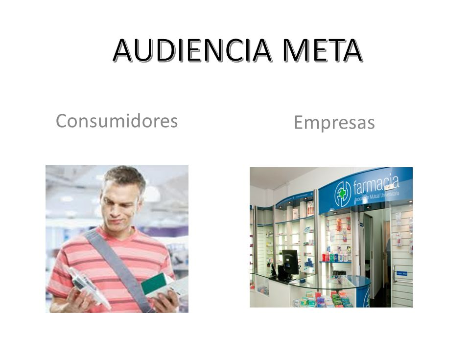 Consumidores Empresas