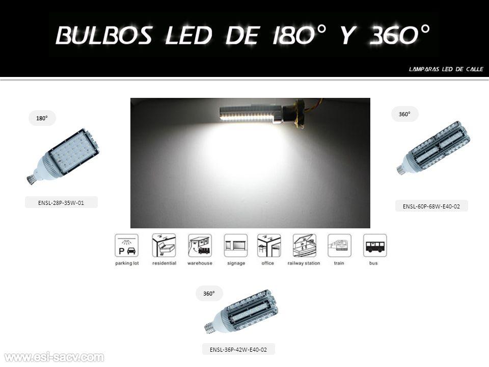 ENSL-60P-68W-E40-02 ENSL-28P-35W-01 ENSL-36P-42W-E40-02 180° 360°
