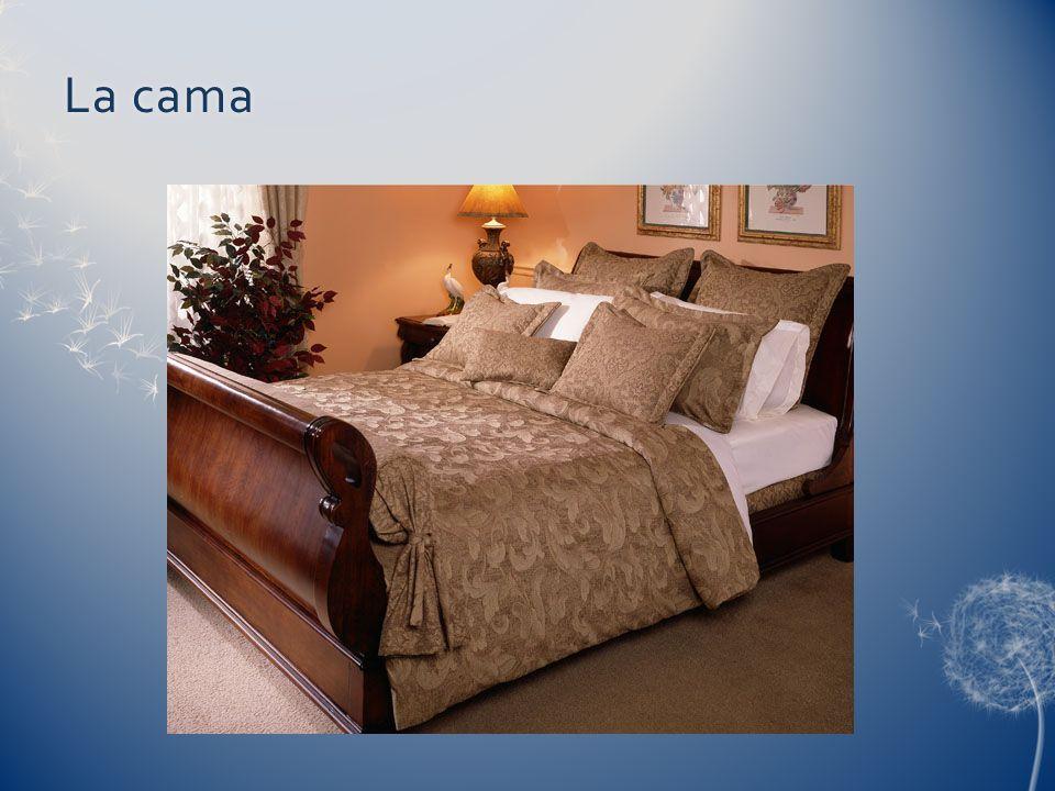 La camaLa cama