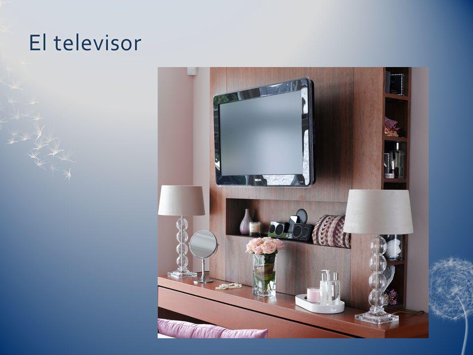 El televisorEl televisor