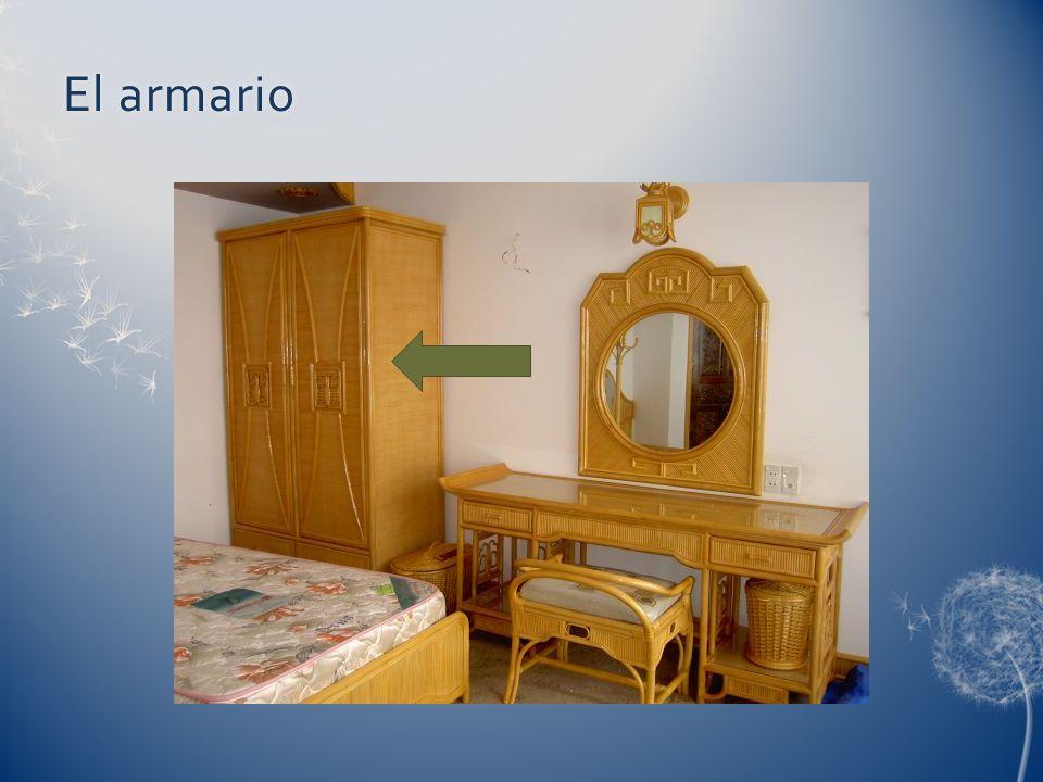 El armarioEl armario