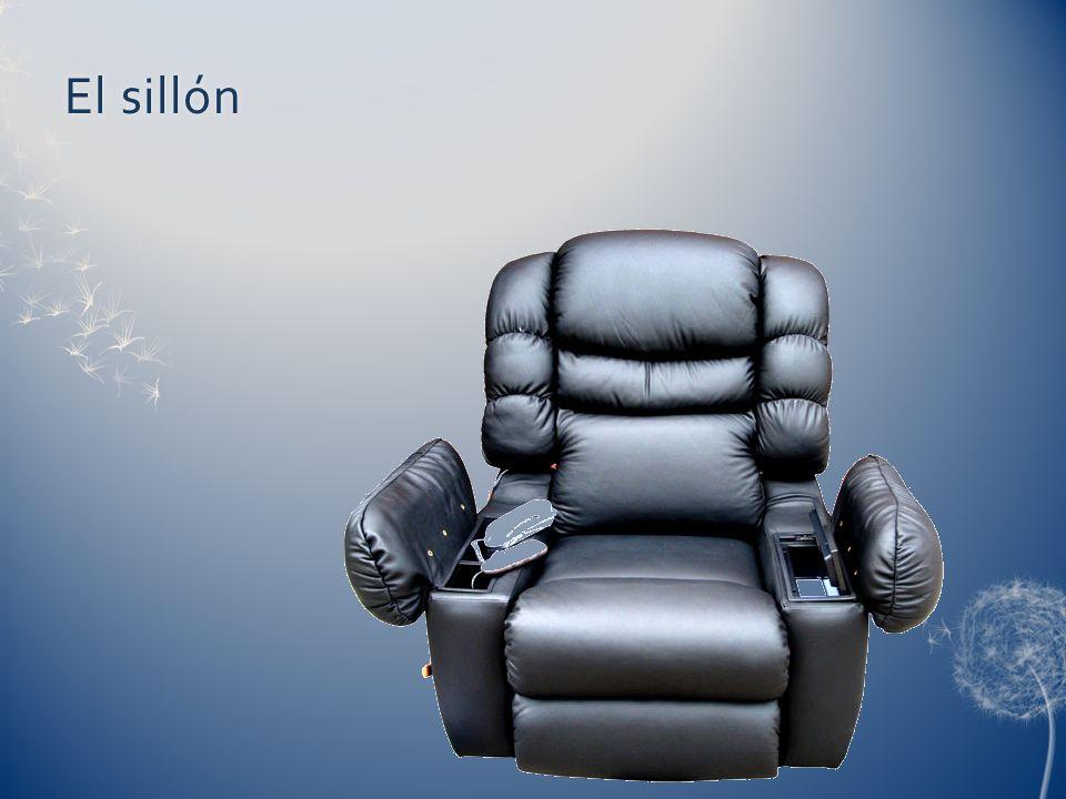 El sillónEl sillón