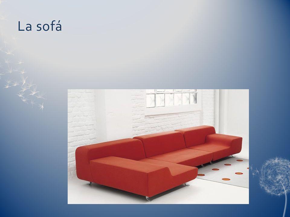 La sofáLa sofá