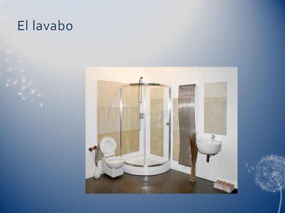 El lavaboEl lavabo