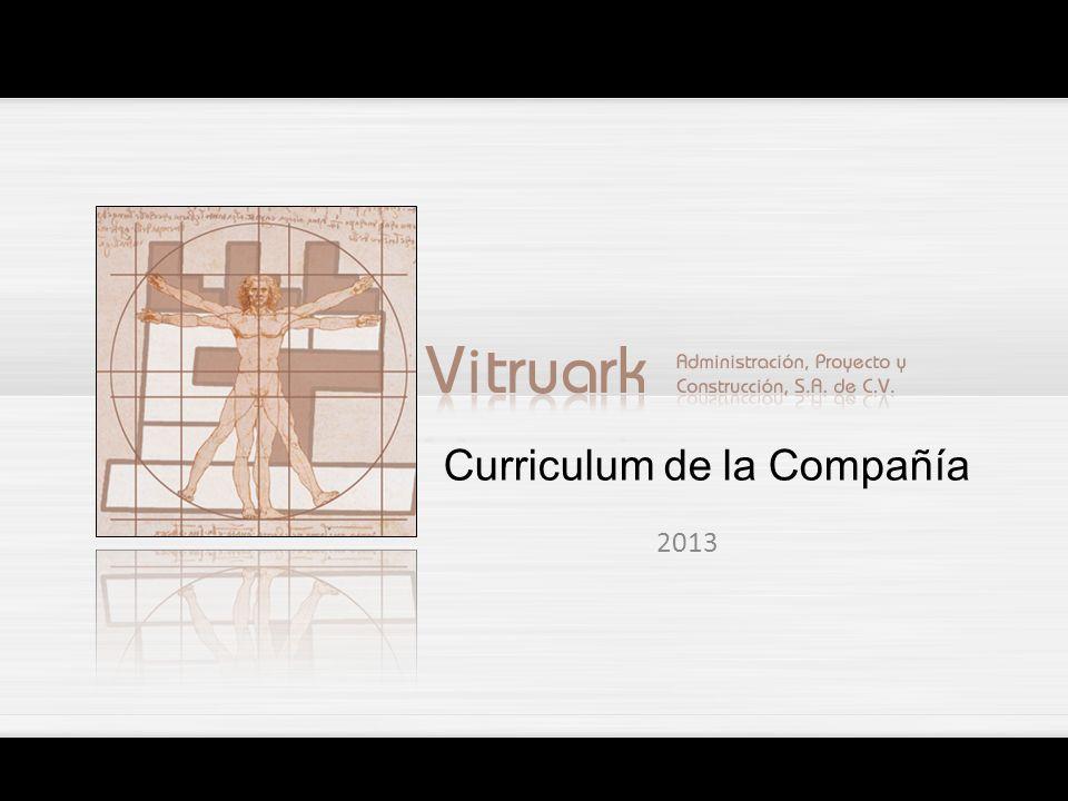 Curriculum de la Compañía 2013