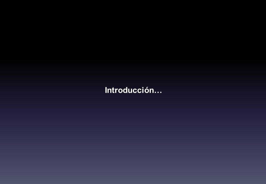Introducción…