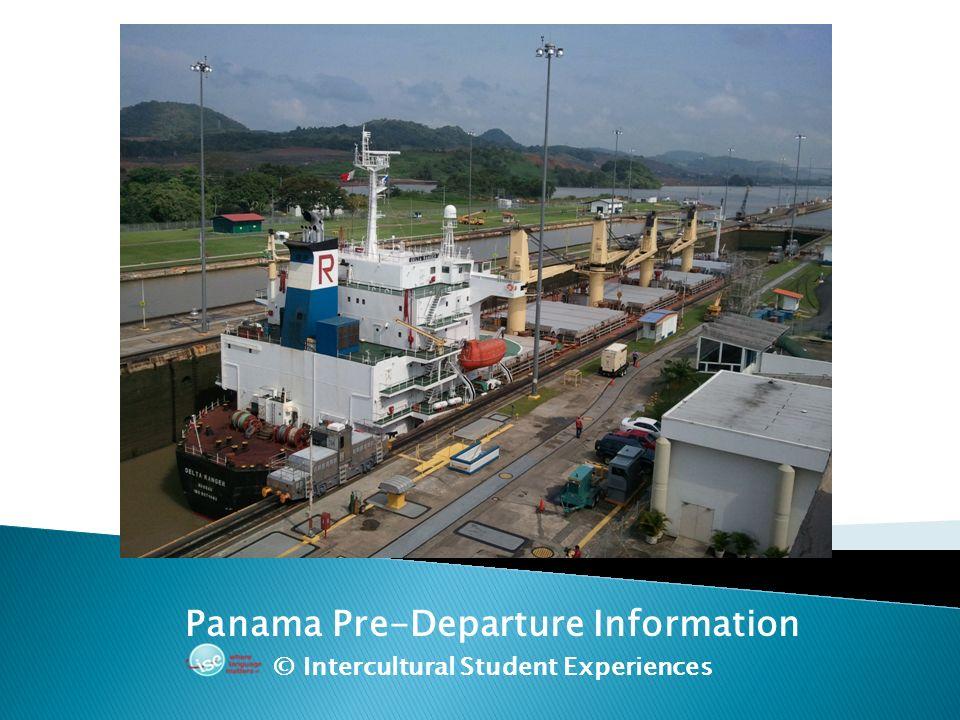 ¡Felicidades por haber escogido un viaje a Panamá.