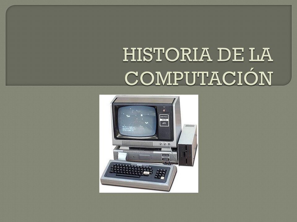 1953 IBM fabricó su primera computadora escala industrial, la IBM 650IBM 650 Se amplía el uso del lenguaje ensamblador para la programación de las computadoras.lenguaje ensamblador Se crean memorias a base de magnetismo (conocidas como memorias de núcleos magnéticos).memorias de núcleos magnéticos