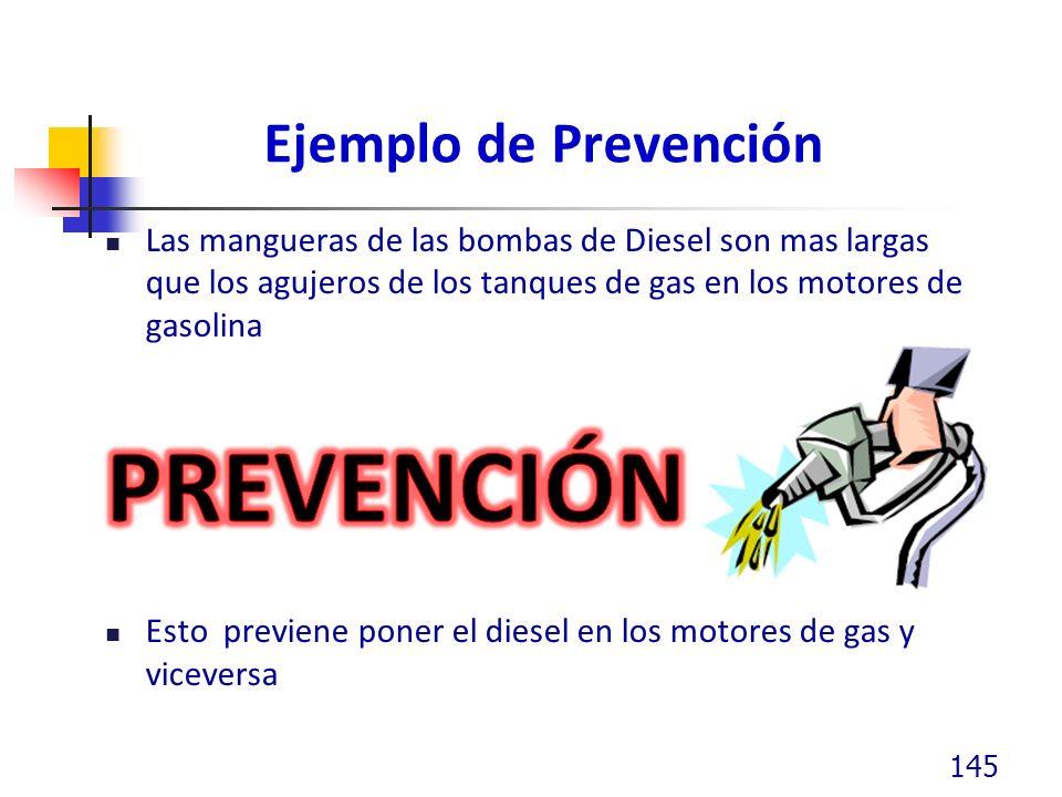 Ejemplo de Prevención 145