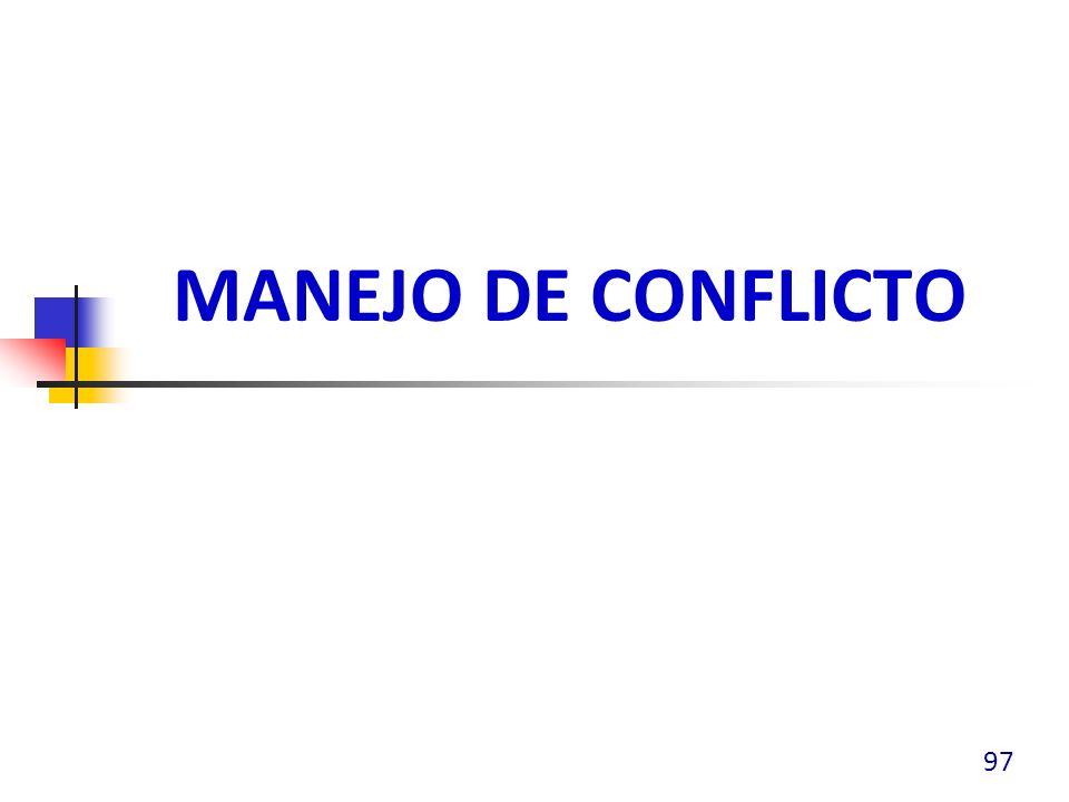 MANEJO DE CONFLICTO 97