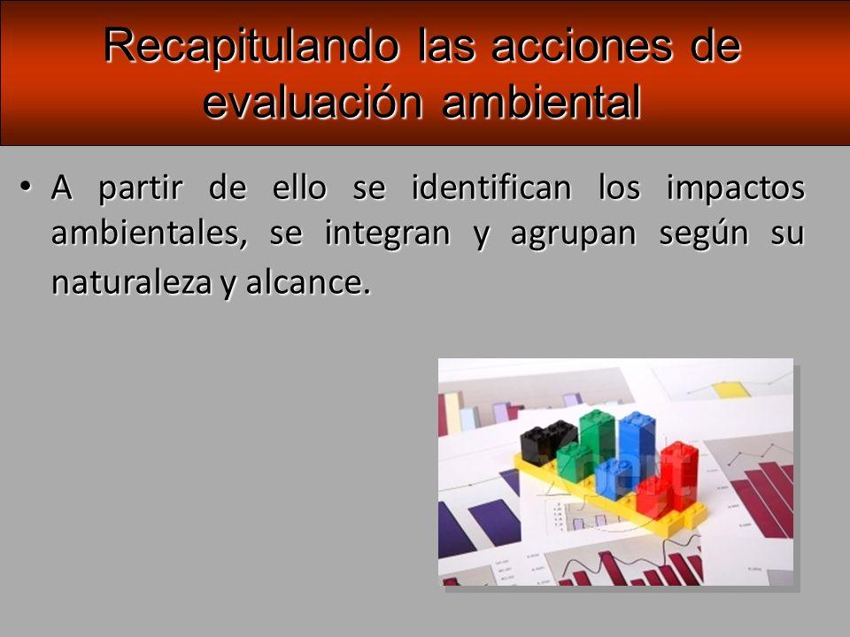 5.7.Síntesis del diagnóstico ambiental inicial.