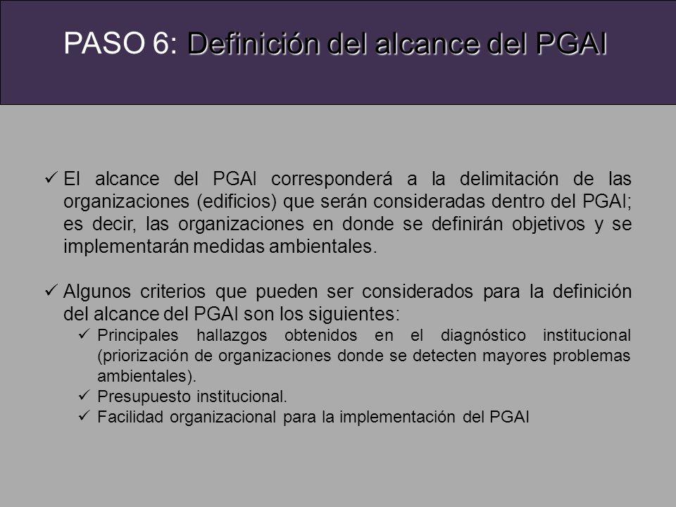 Elaboración del diagnóstico energético e inventario de gases de efecto invernadero PASO 7: Elaboración del diagnóstico energético e inventario de gases de efecto invernadero Estos diagnósticos específicos son: Diagnóstico de Eficiencia Energética.
