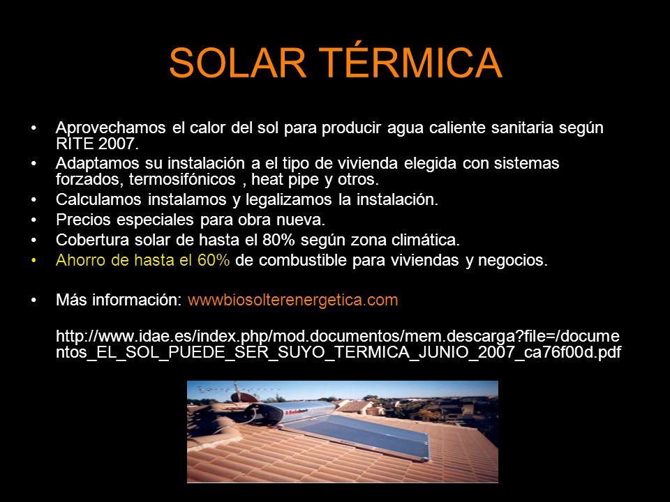 SOLAR FOTOVOLTAICA AISLADA : Allí donde no existe red eléctrica ofrecemos soluciones mixtas con generación de luz eléctrica y almacenamiento.
