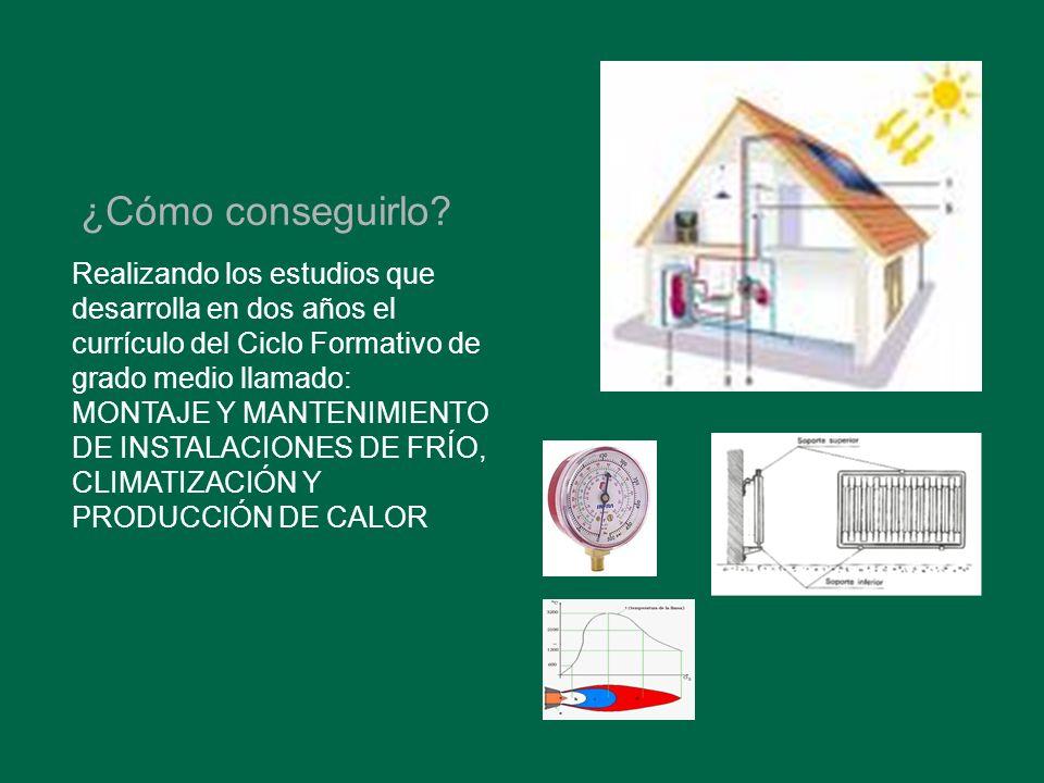 Instalador y mantenedor de calefacción.Instalador y mantenedor de agua caliente sanitaria.