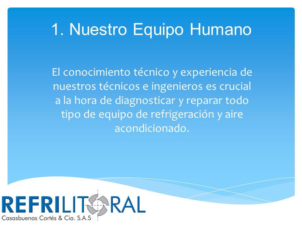 ! Bienvenido ! REFRILITORAL CASASBUENAS CORTÉS & CÍA S.A.S., es una empresa de ingeniería de aires acondicionados y refrigeración, que ofrece sus serv