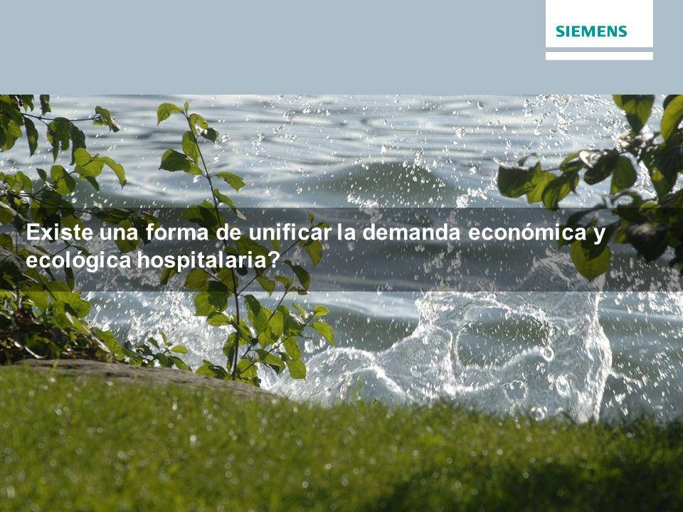 Page 9 Existe una forma de unificar la demanda económica y ecológica hospitalaria