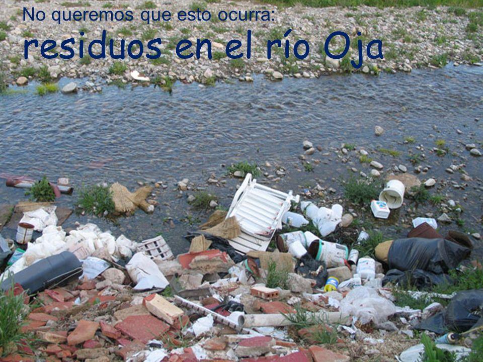 Con los residuos debemos aplicar la ley de las tres R ReducirReutilizarReciclar