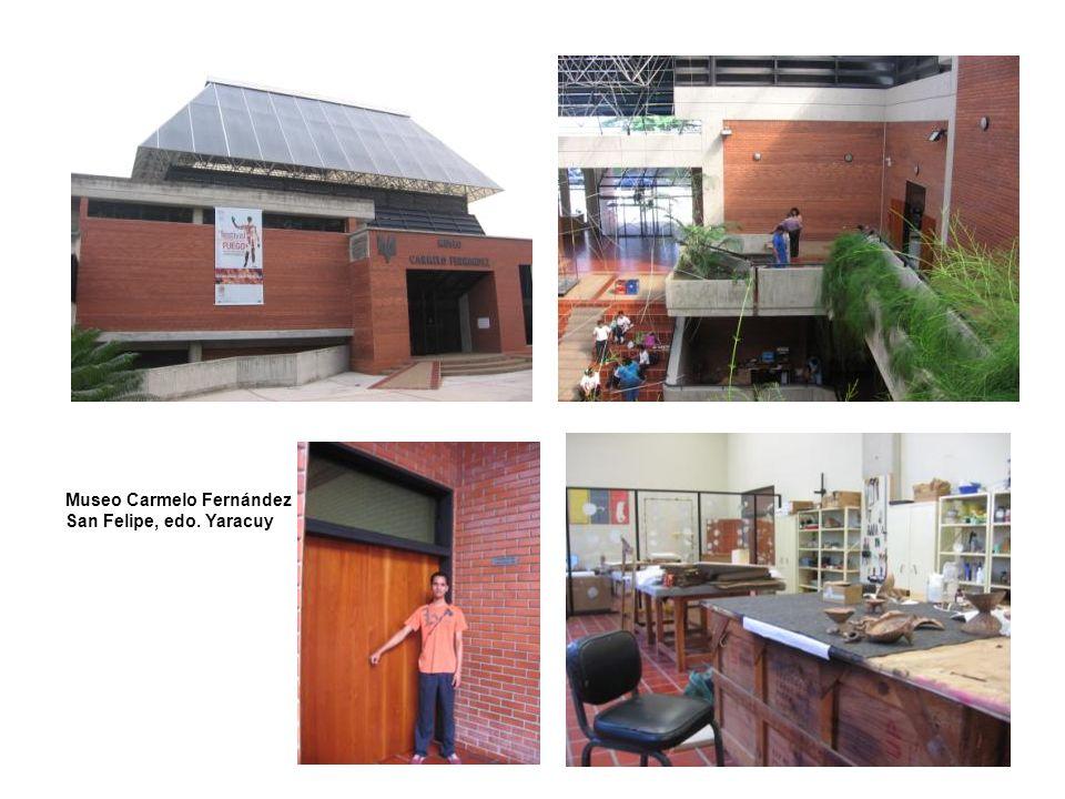 Museo Carmelo Fernández San Felipe, edo. Yaracuy