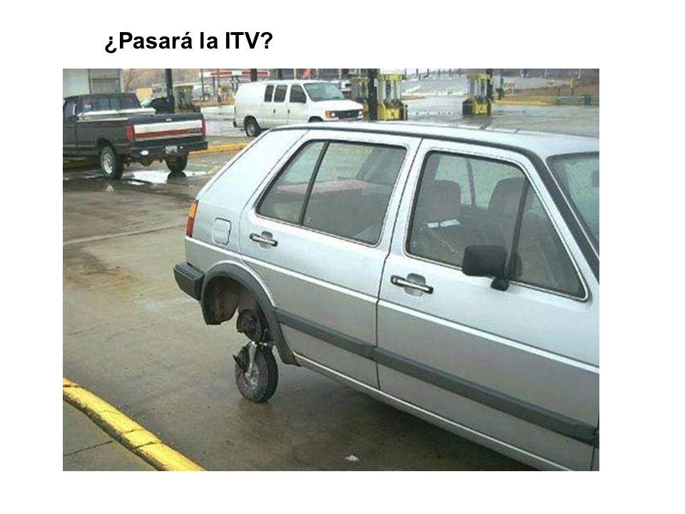 Mira que bien me han quedao estas ruedas chulideportivas... Y decias que no cabían...