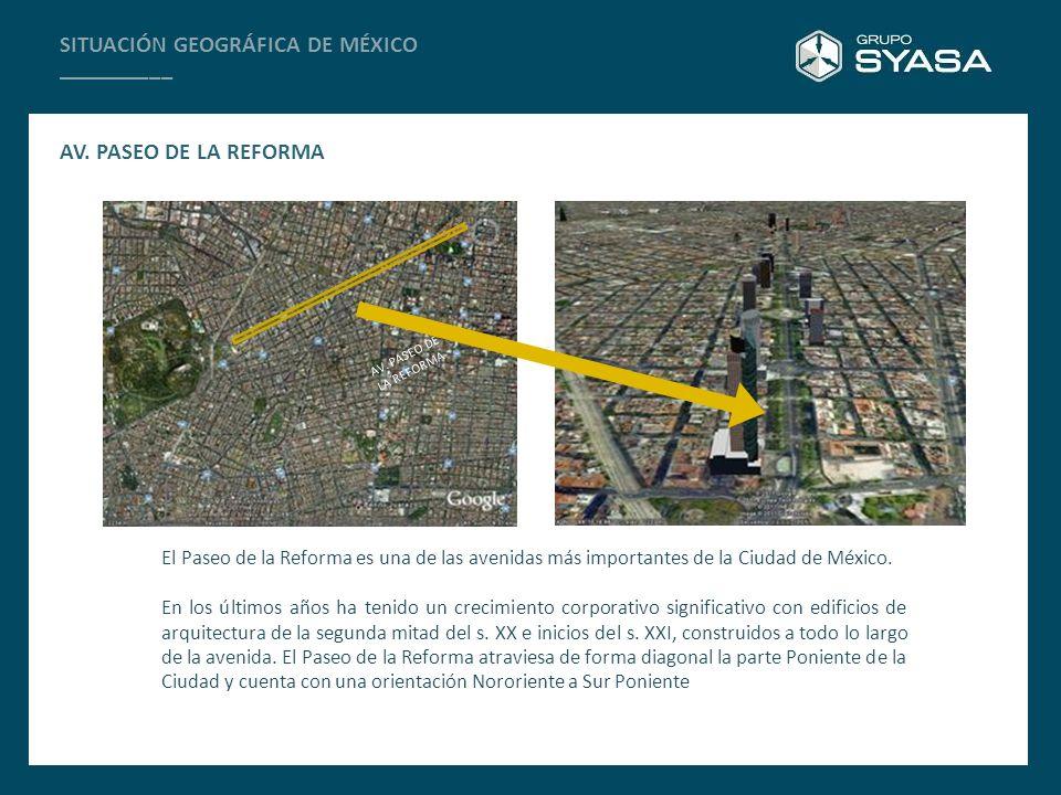 ITEM CLASIFICACIÓN DE EDIFICIOS EN MÉXICO A+OBSERVACIONES PROMEDIO 1 EDAD Menores a 5 años 2 Altura Mínima Piso a Lecho bajo de Losa 3.50 m La altura de piso en las torres de lecho bajo de losa es 3.50 m a 4.00 m 3 Altura Mínima de Piso a Plafón3.00 m La altura mínima en las torres es de piso a plafon es 3.50 m 4 Plantas Mínimas Útiles450 m² En promedio los corporativos tienen un área de 1200 m2 útiles por planta tipo 5 Estacionamiento1/30 m² El número de cajones de estacionamiento va en función del RCDF.