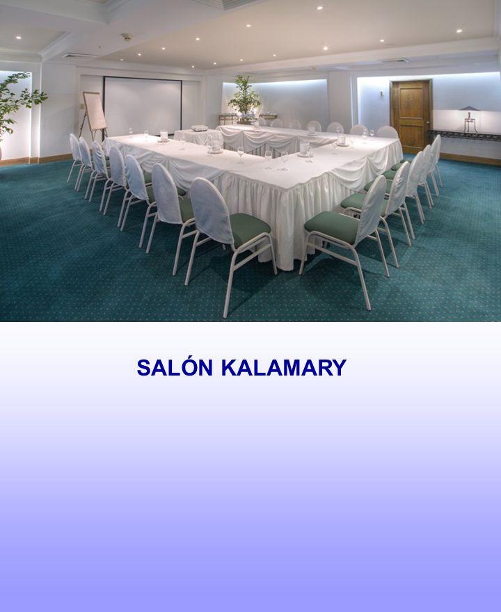 SALÓN KALAMARY