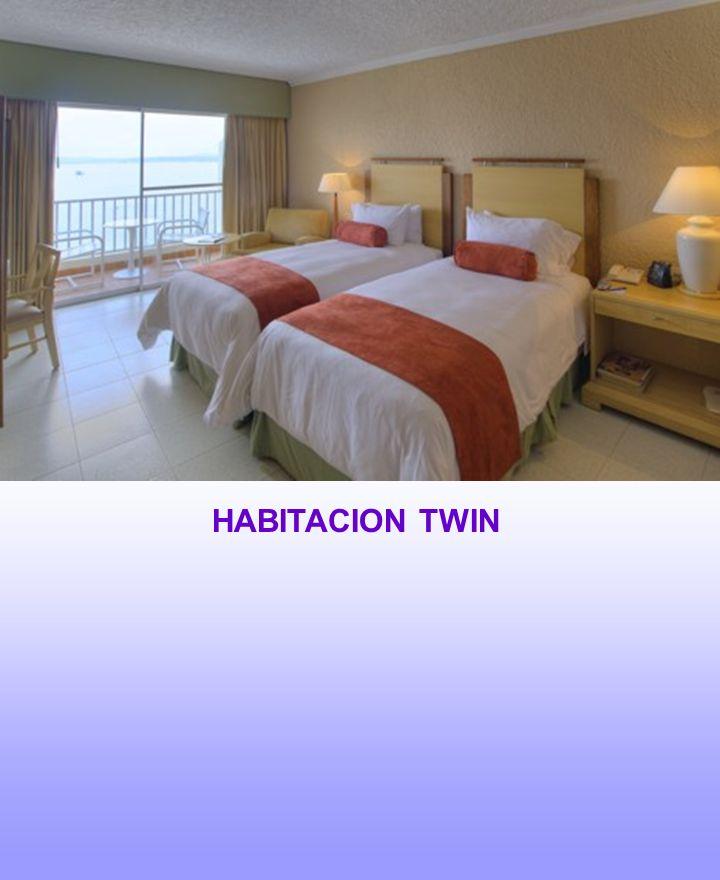 HABITACION TWIN