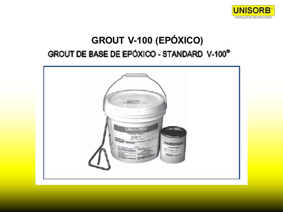 GROUT V-100 (EPÓXICO)