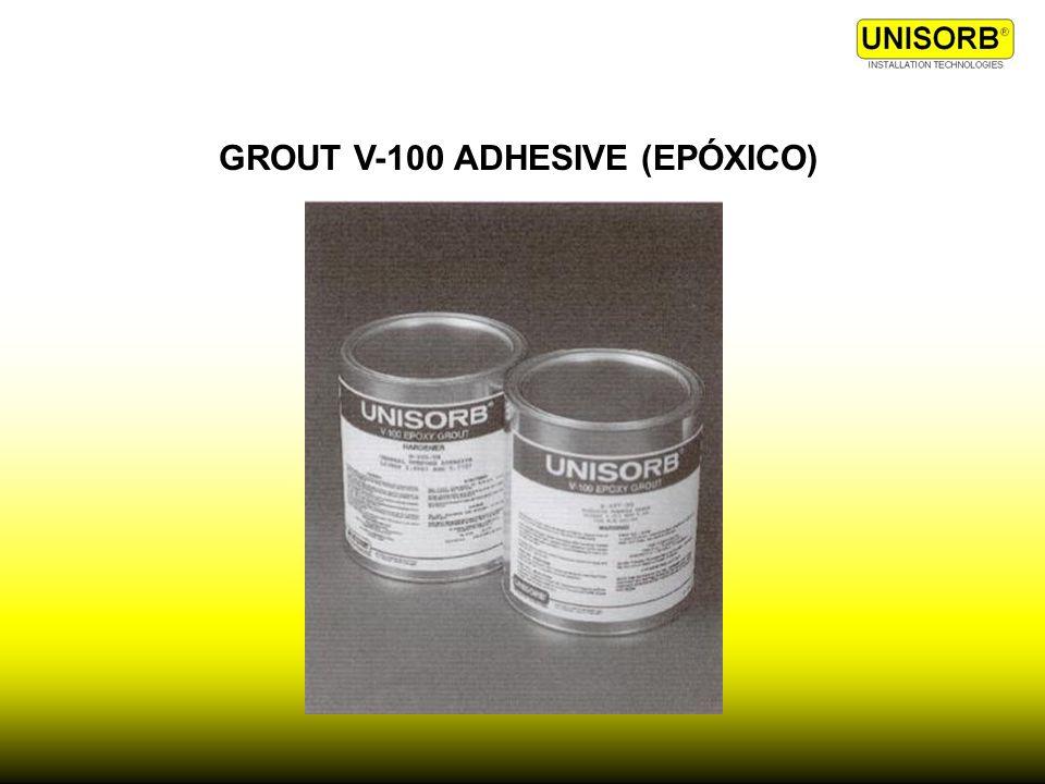 GROUT V-100 ADHESIVE (EPÓXICO)